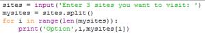 code part 1
